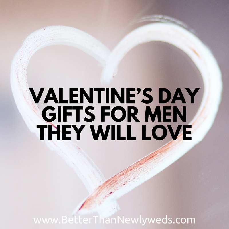 Valentine's Day Gifts for Men They Will Love