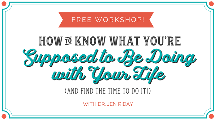 Learn to be the Master of Your Time with Jen Riday