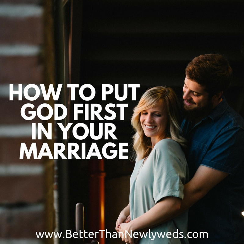 How to Put God First in Your Marriage | Stacy Hudson