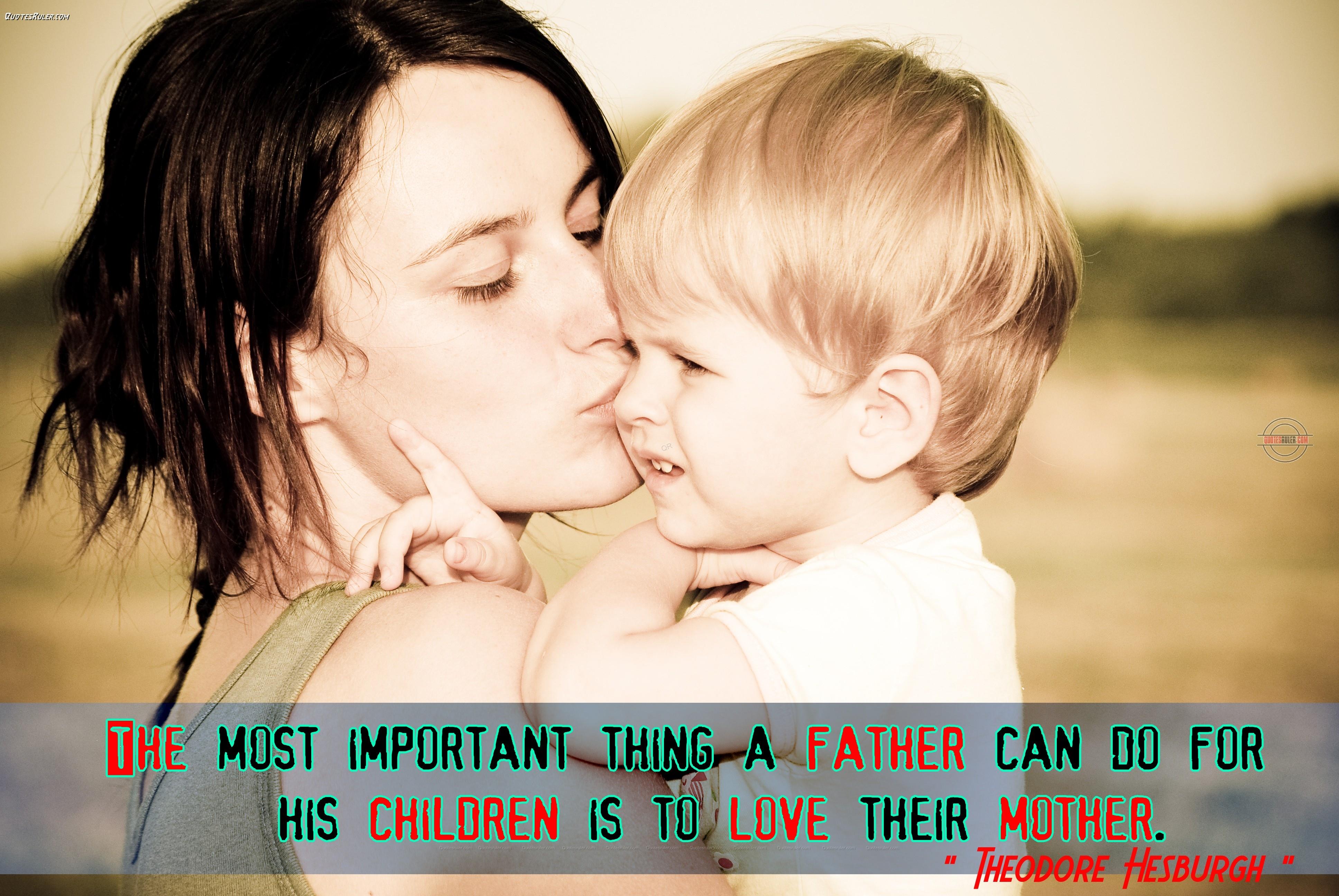 Love Their Mother | Mrs. Scherer