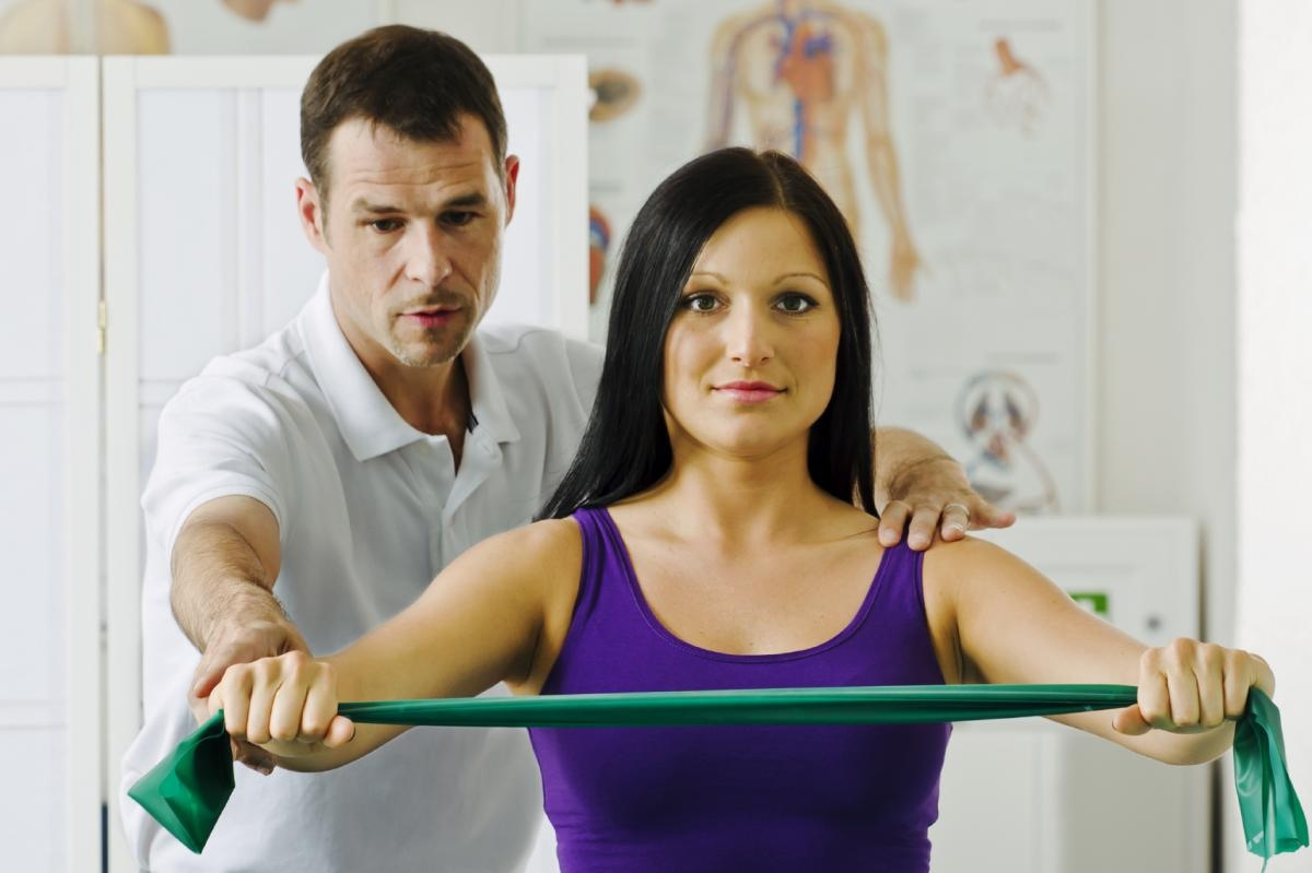 Physical Therapy | Mrs. Scherer