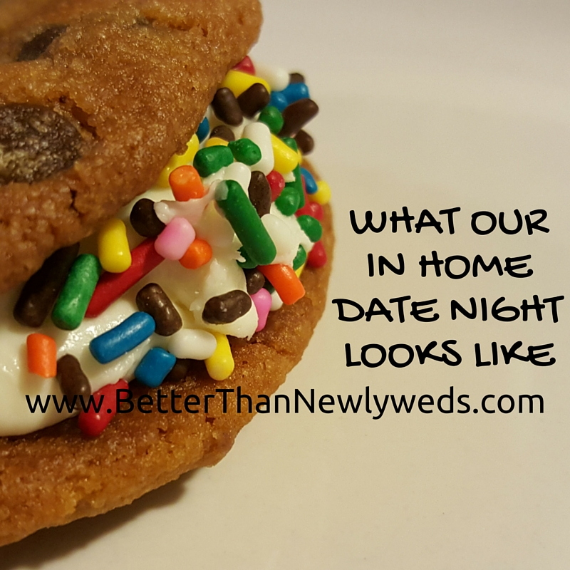 What Our In Home Date Night Looks Like | Stacy Hudson | Better Than Newlyweds