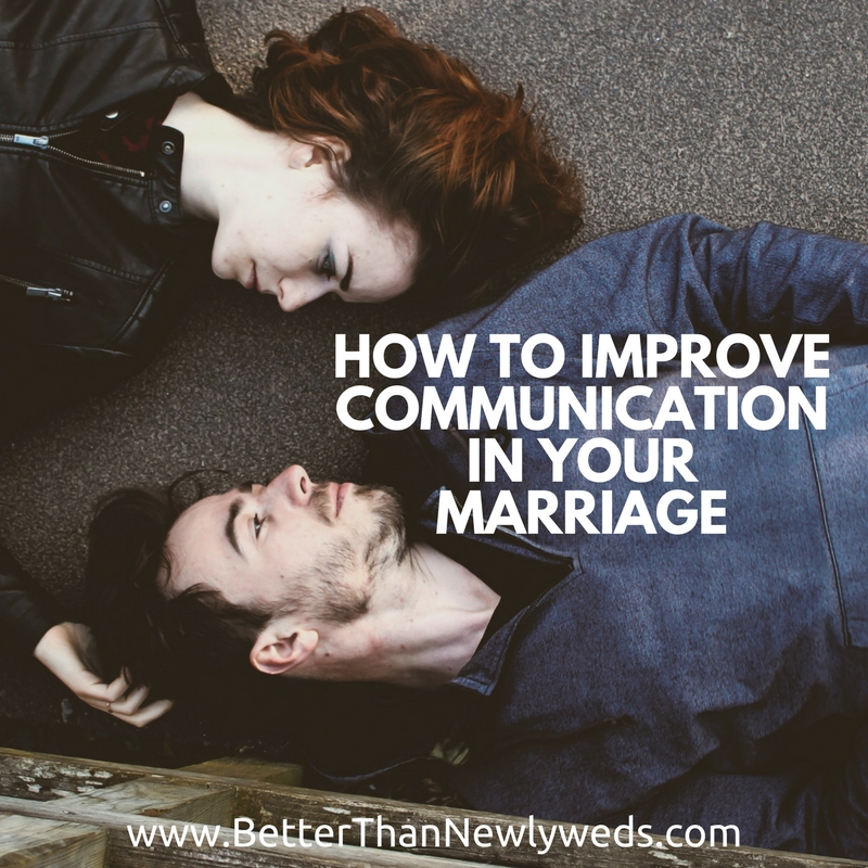 How to Improve Communication in Your Marriage | Stacy Hudson